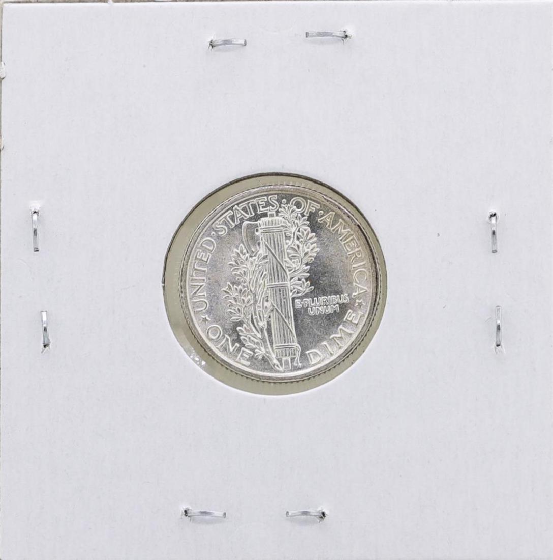 1917 Mercury Dime Coin - 2