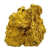 33.11 Gram Gold Nugget