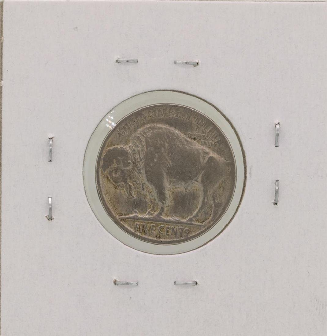 1919-S Buffalo Nickel Coin - 2