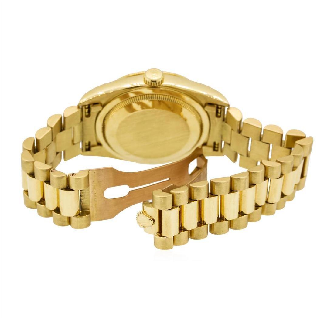 Rolex President 18KT Yellow Gold DayDate Mens - 4