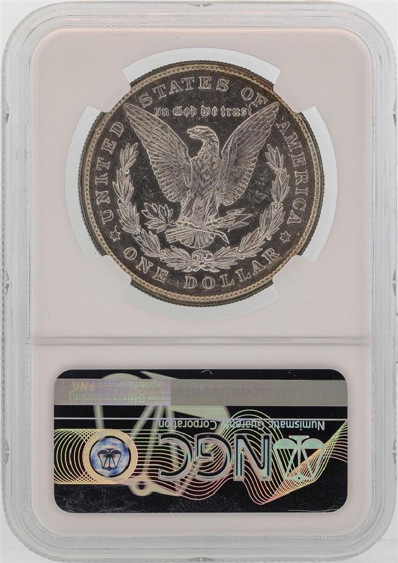 1878 8TF $1 Morgan Silver Dollar Coin NGC MS62 - 2
