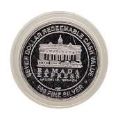 999 Silver Ramada Express Laughlin NV 7 Redeemable