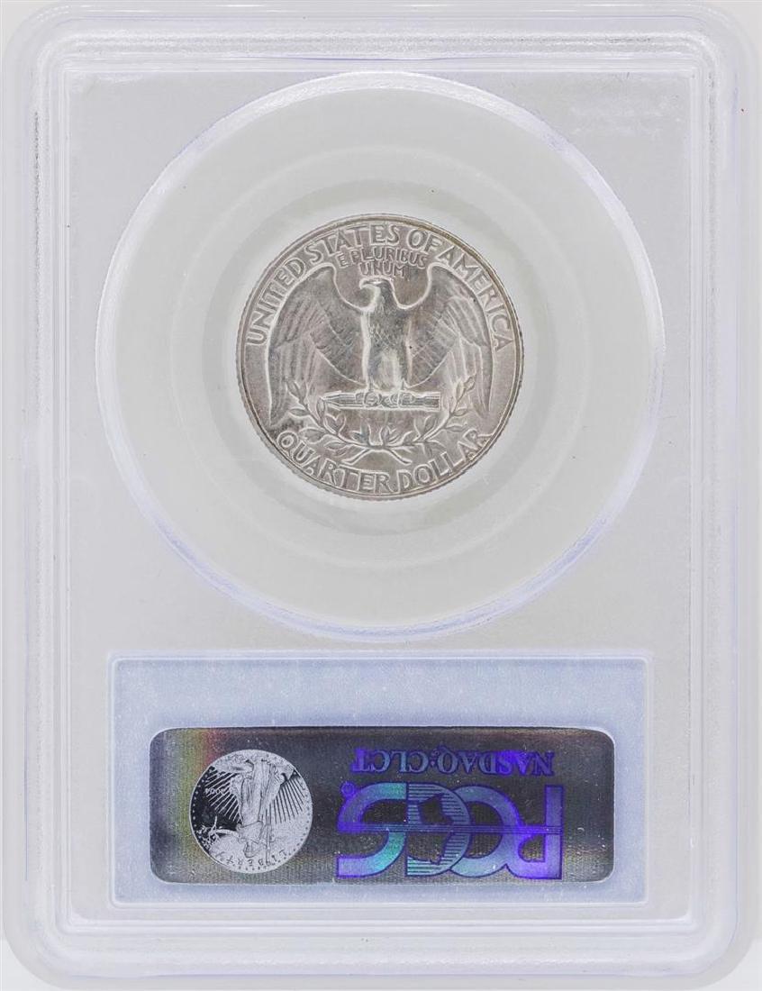 1934 Washington Quarter Silver Coin PCGS AU55 Medium - 2
