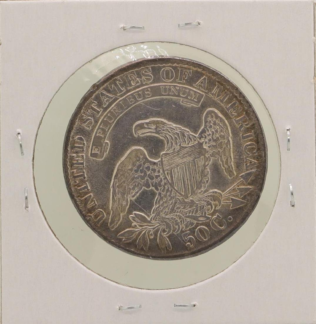 1834 Capped Bust Half Dollar Coin - 2