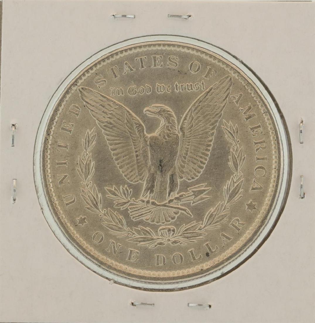 1889 $1 Morgan Silver Dollar Coin - 2