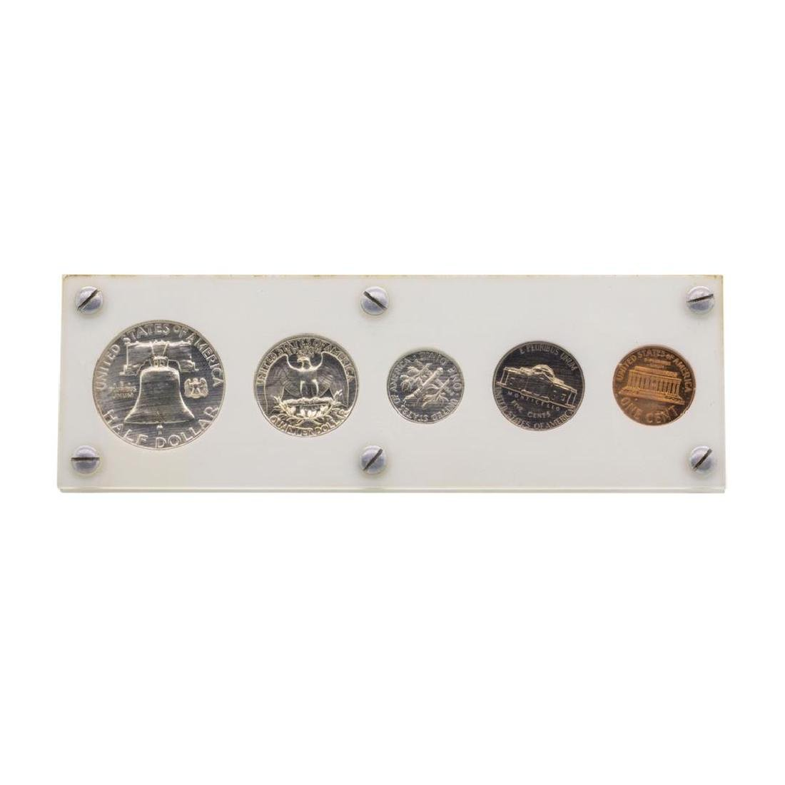 1960 (5) Coin Proof Set - 2