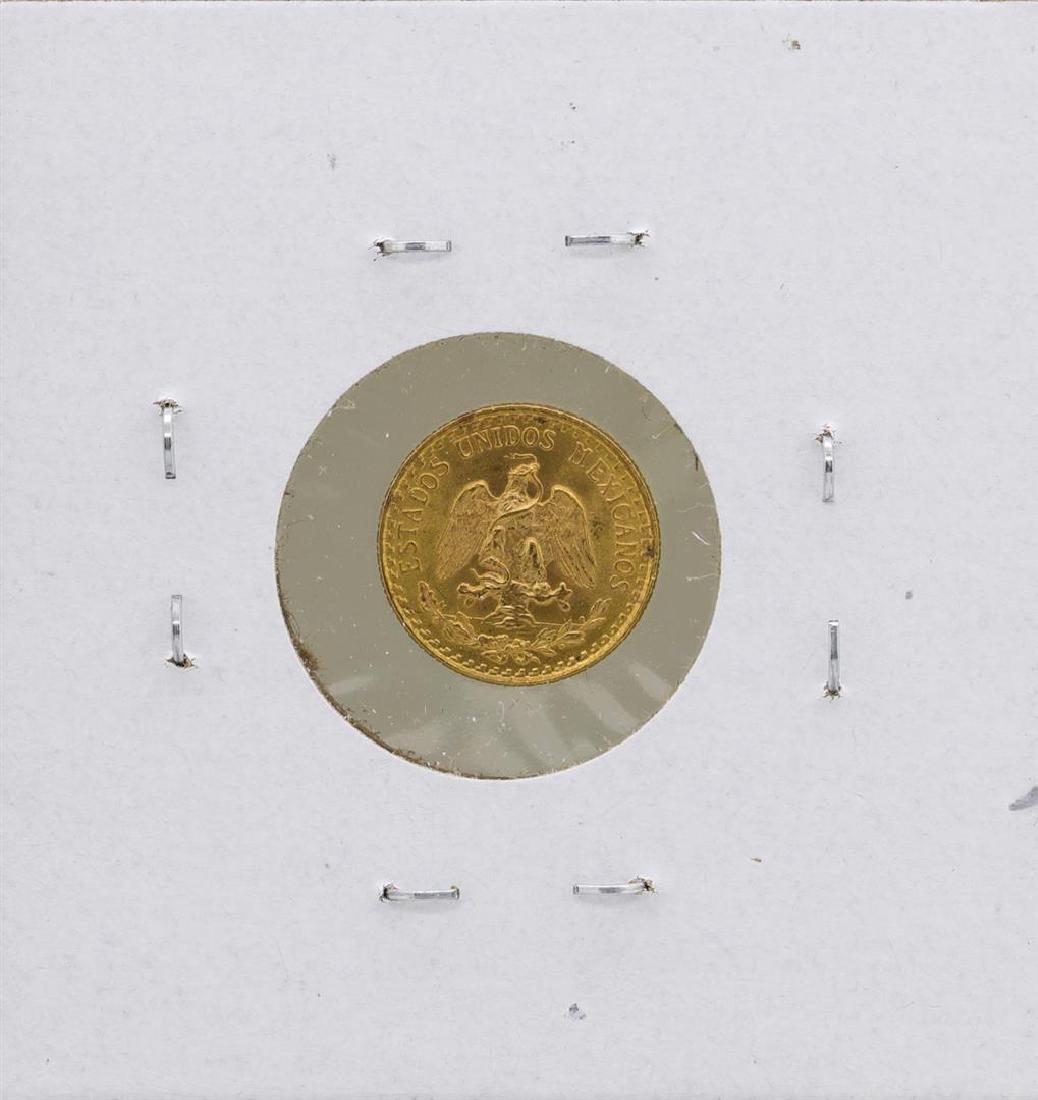 1945 Dos Pesos Gold Coin - 2