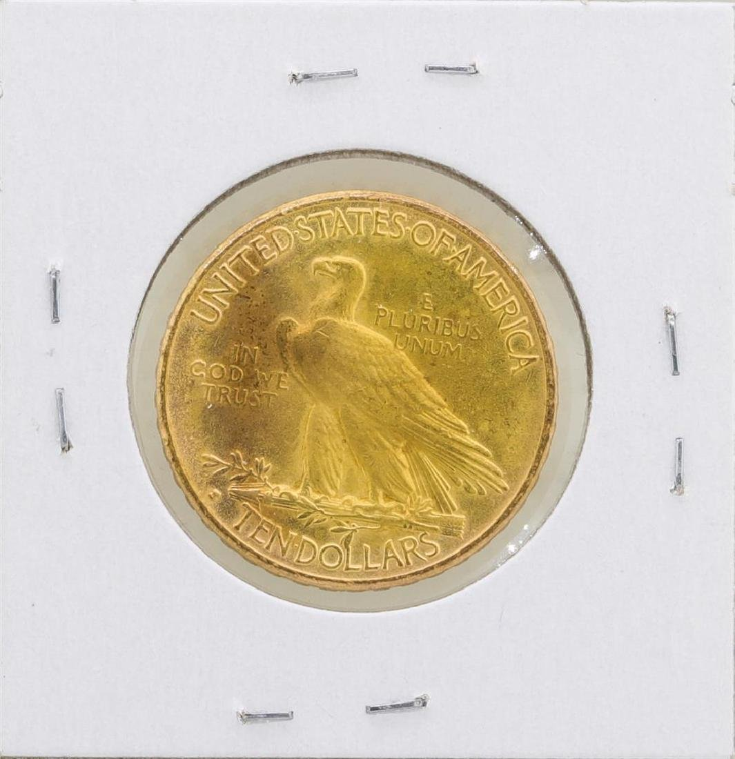 1910-S $10 Indian Head Eagle Gold Coin - 2