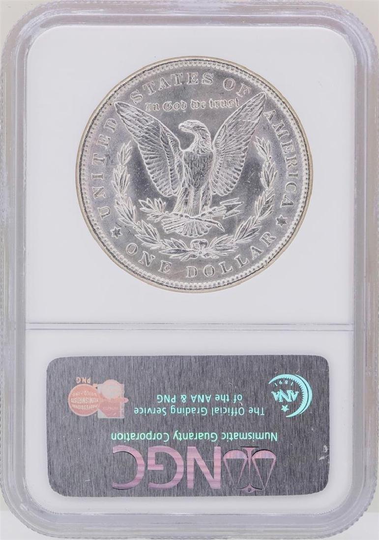 1889 $1 Morgan Silver Dollar Coin NGC MS64 - 2