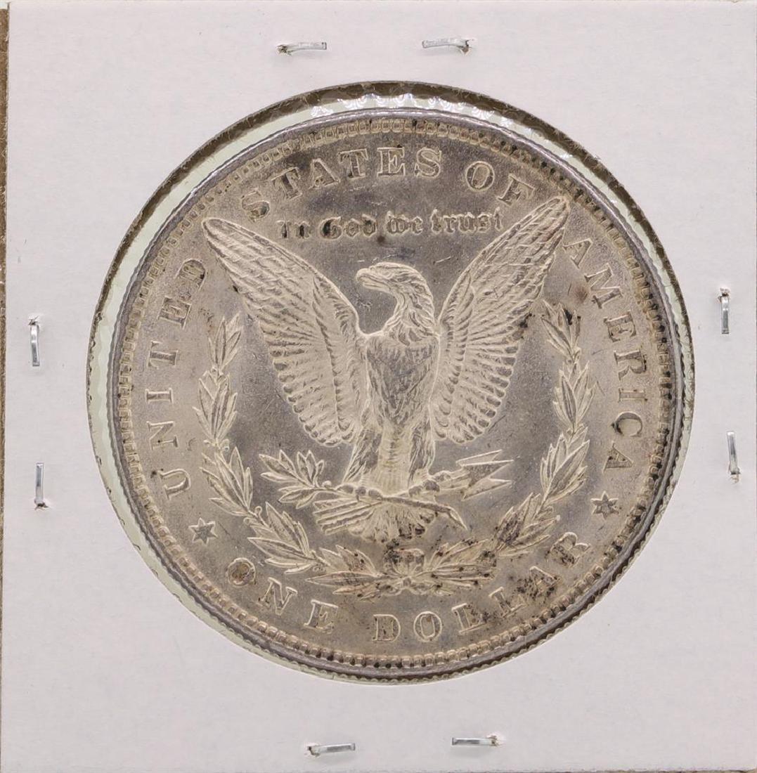 1881 PL $1 Morgan Silver Dollar Coin - 2