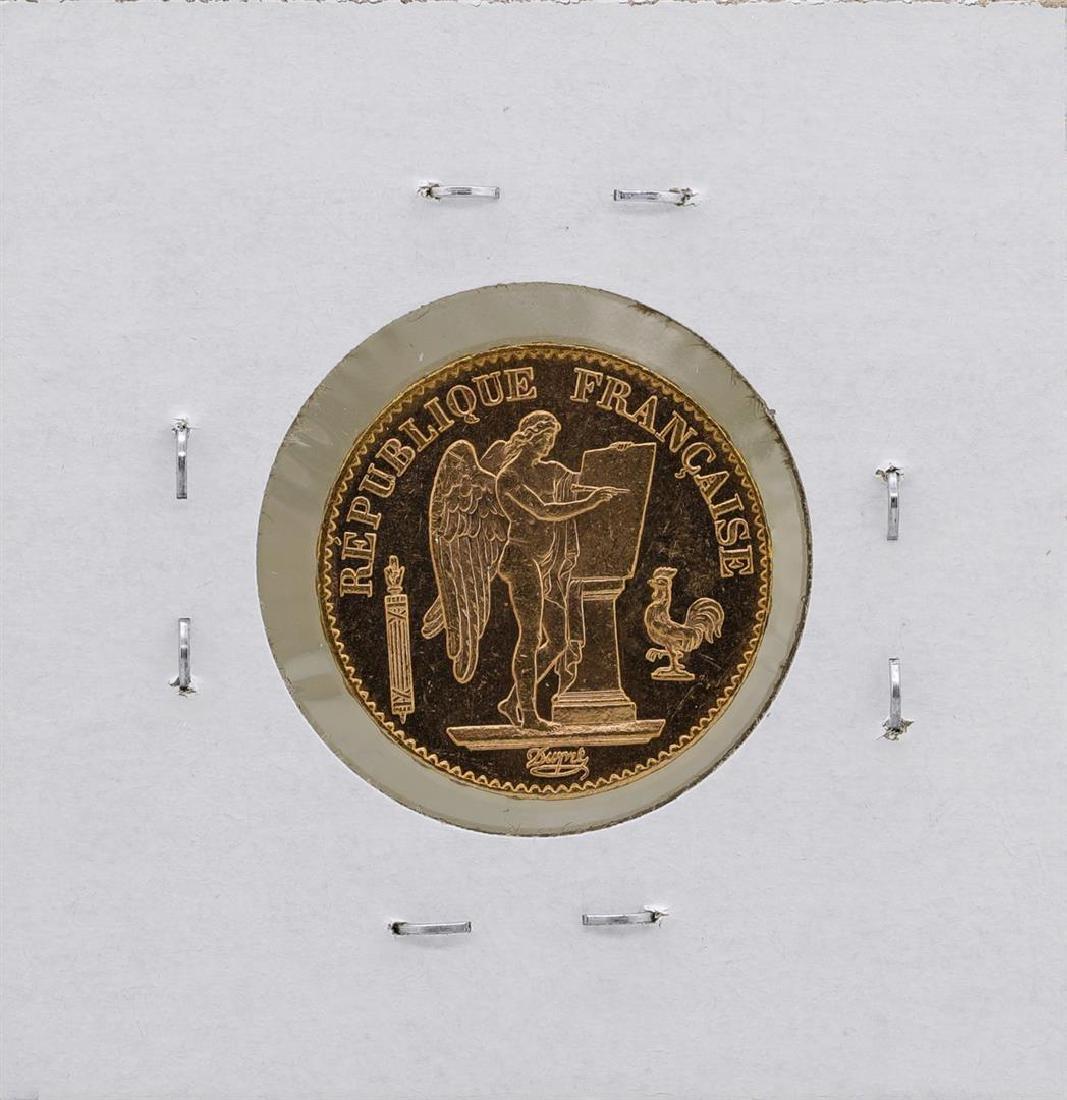1894A France 20 Francs Gold Angel Coin