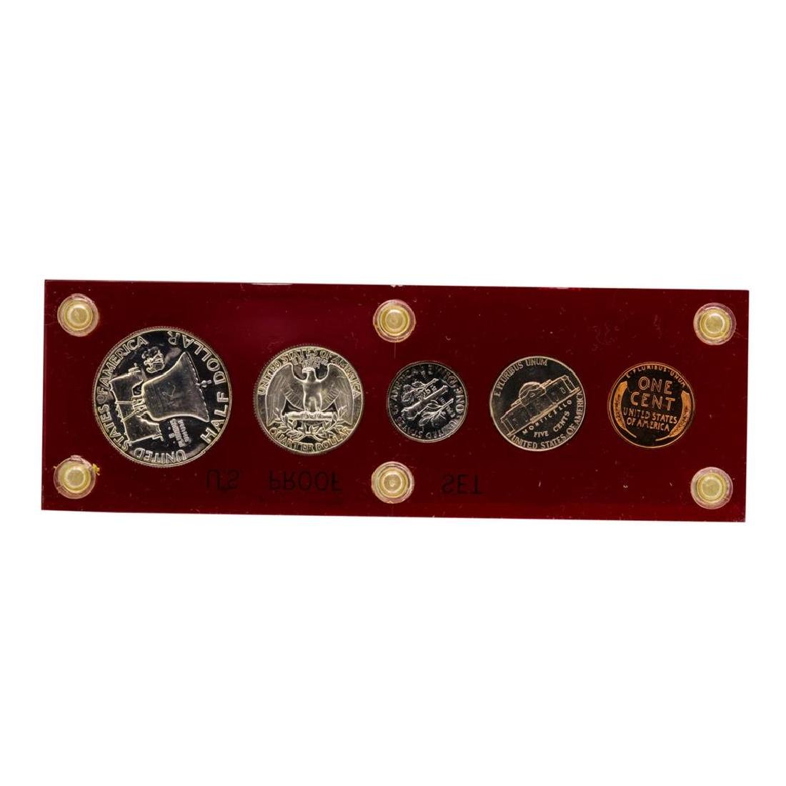 1953 (5) Coin Proof Set - 2
