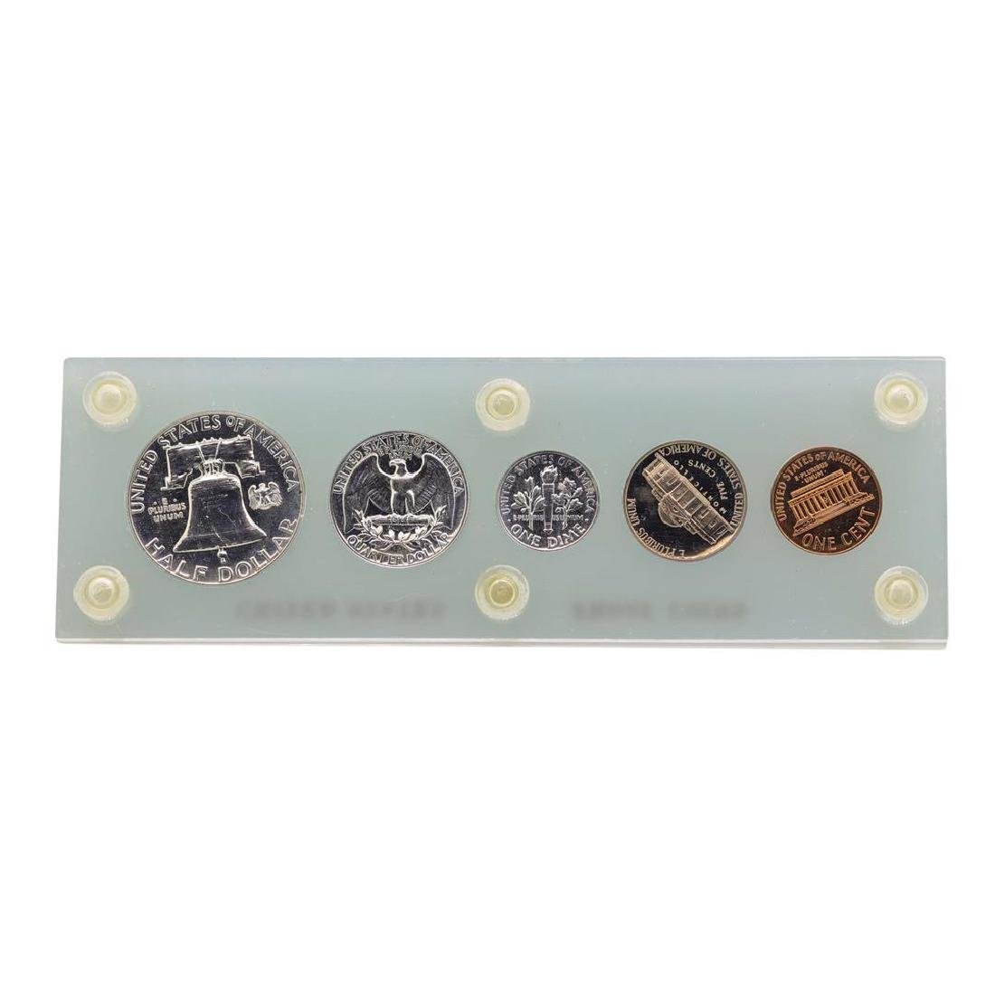 1959 (5) Coin Proof Set - 2