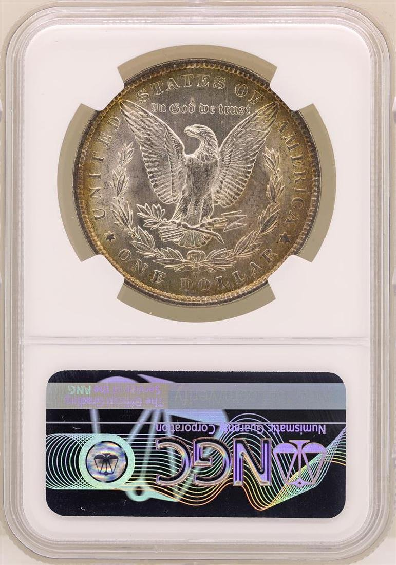 1883-O $1 Morgan Silver Dollar Coin NGC MS64 Great - 2