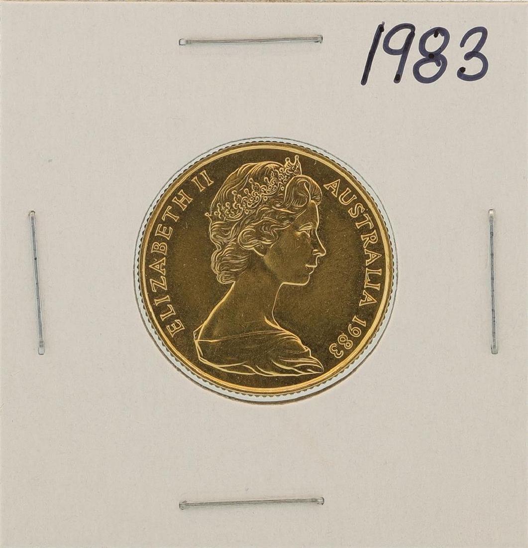 1983 $200 Australia Koala Gold Coin