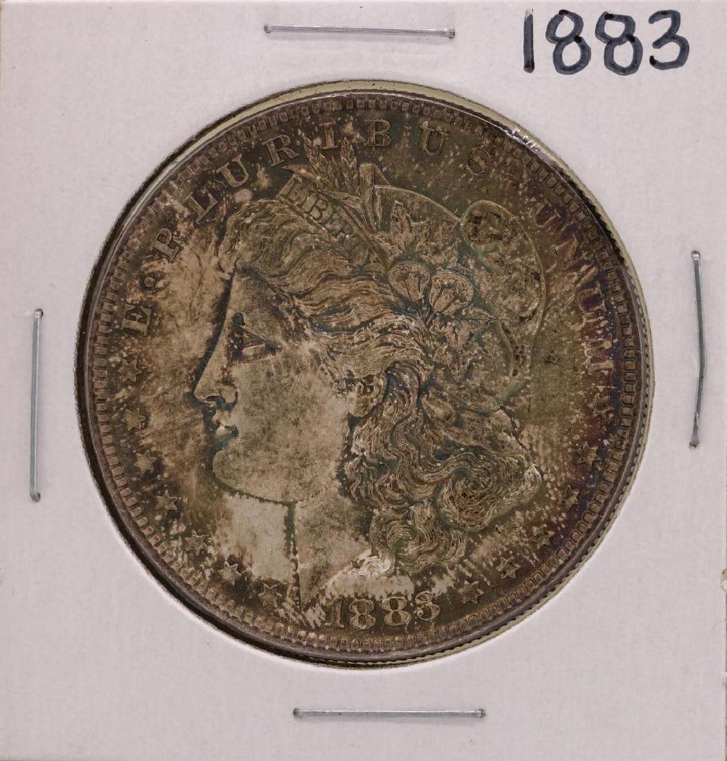1883 $1 Morgan Silver Dollar Coin