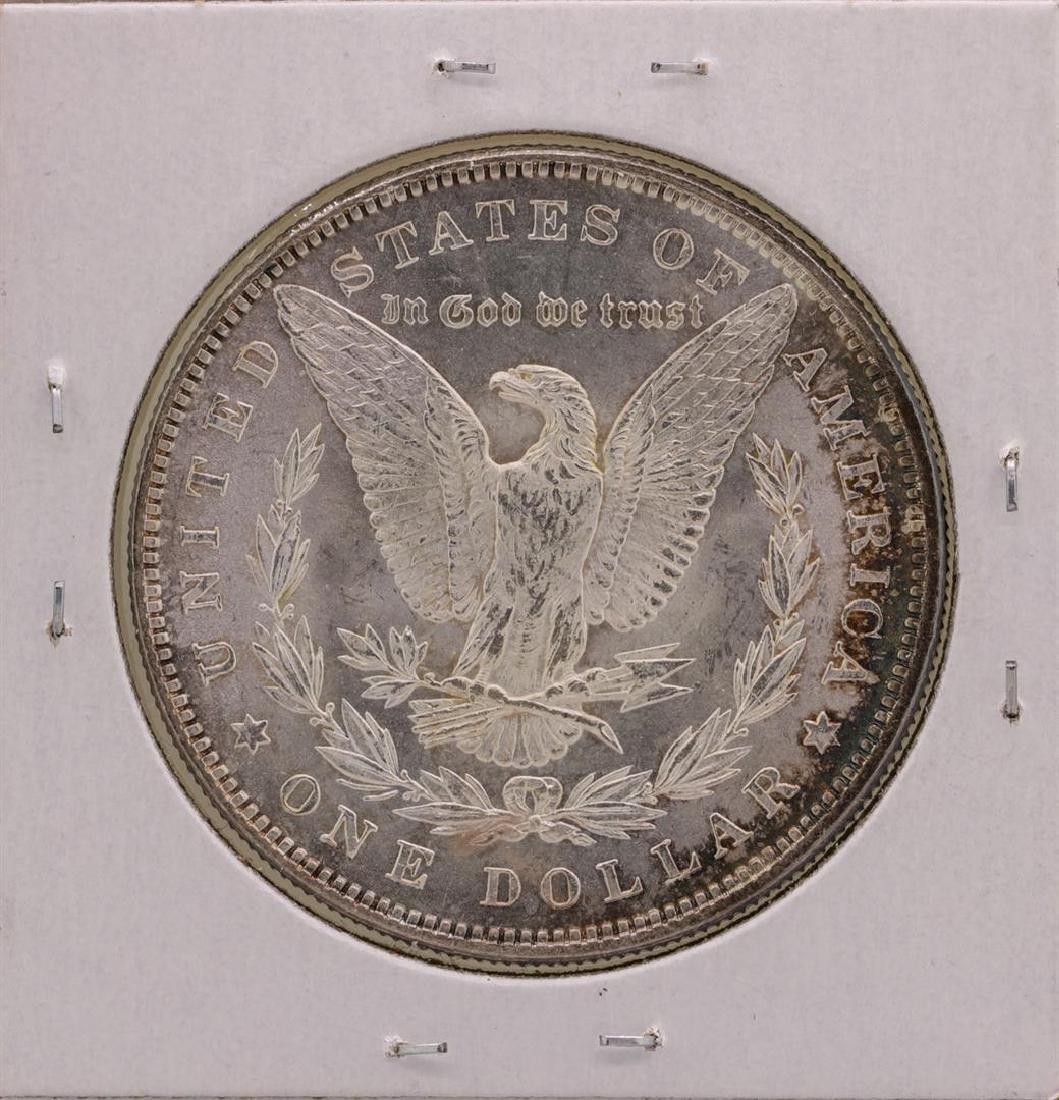 1883 $1 Morgan Silver Dollar Coin - 2