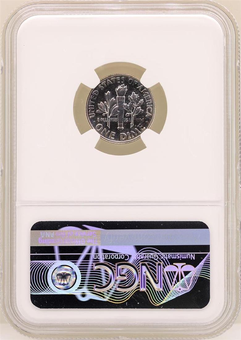 1953 Roosevelt Dime Proof Coin NGC PF67 - 2