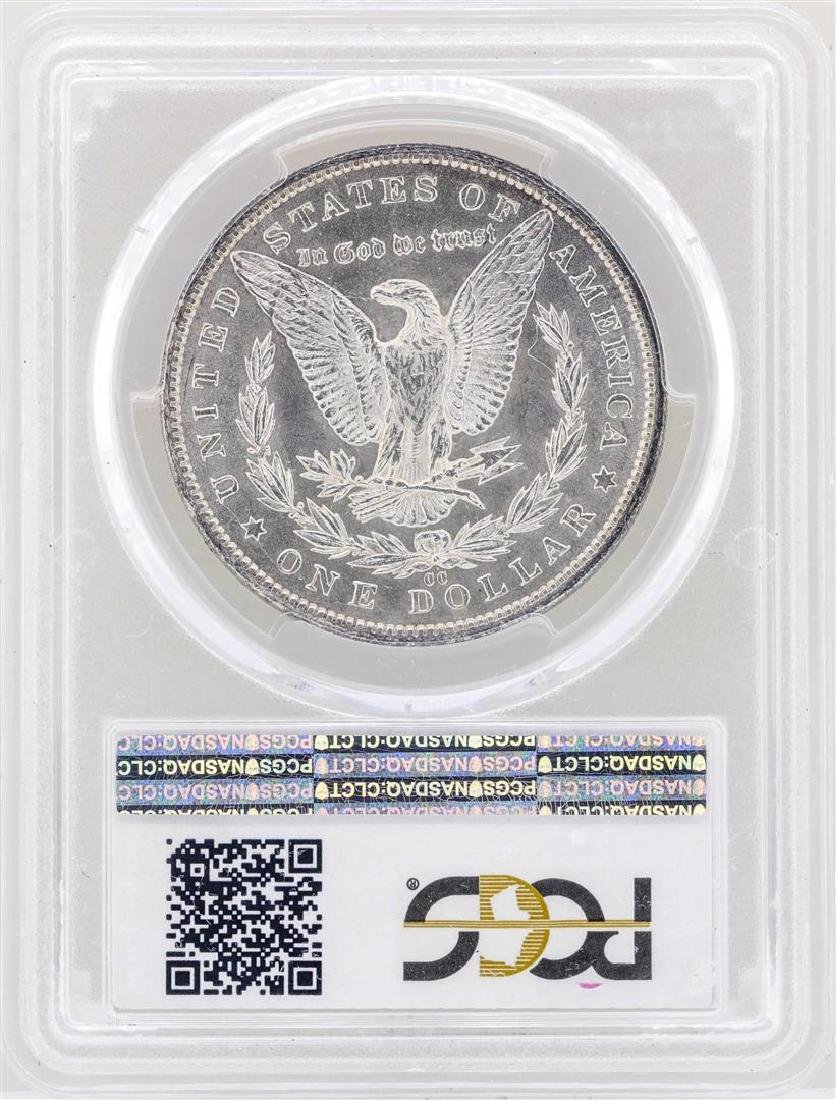 1893-CC $1 Morgan Silver Dollar Coin PCGS MS63 - 2