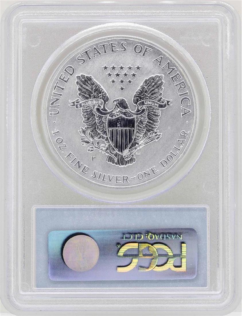 2006-P $1 American Silver Eagle Proof Coin PCGS PR70 - 2
