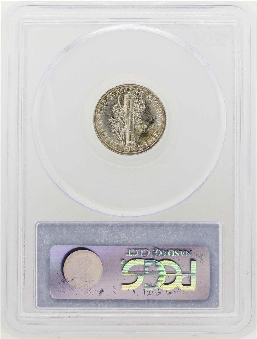 1938 Mercury Dime Proof Coin PCGS PR66 - 2
