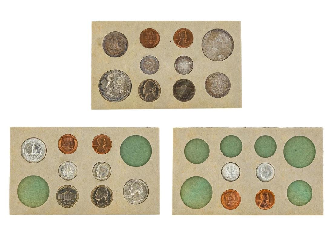 1955 P/D/S U.S. Mint Set