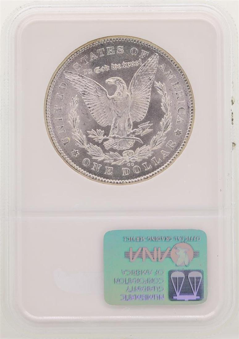 1878-CC $1 Morgan Silver Dollar Coin NGC MS64 - 2