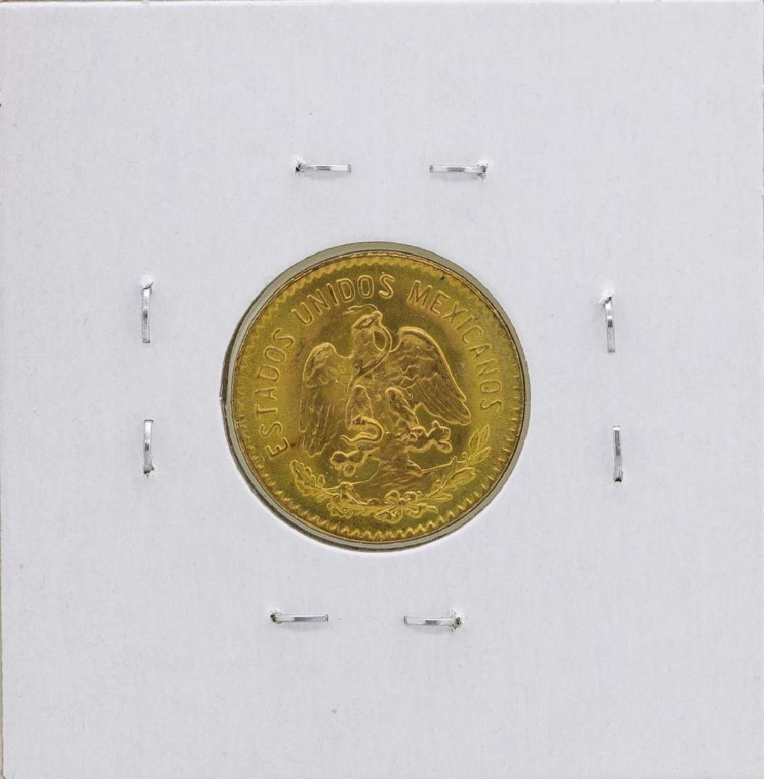 1955 Cinco Pesos Gold Coin - 2