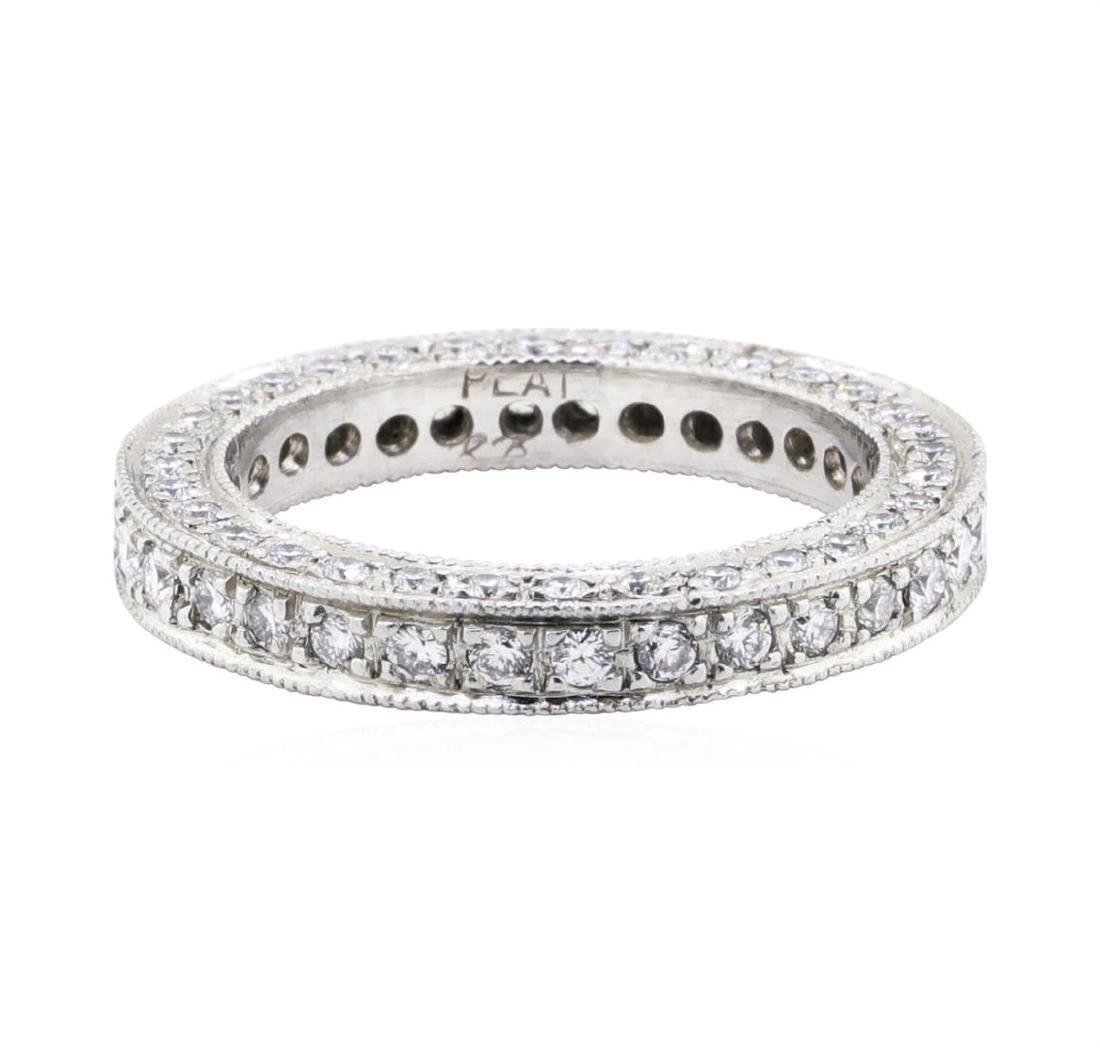 Platinum 1.70 ctw Diamond Ring