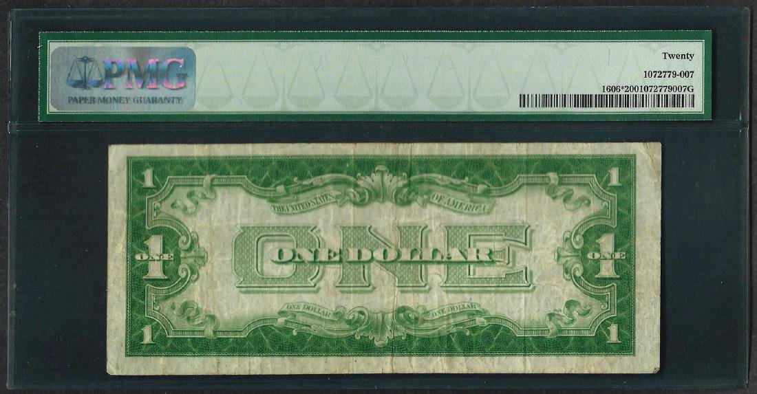 1934 $1 Funnyback Silver Certificate STAR Note Fr.1606* - 2