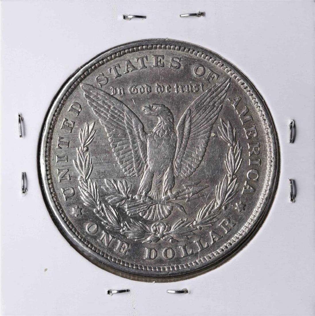 1878 8TF $1 Morgan Silver Dollar Coin - 2