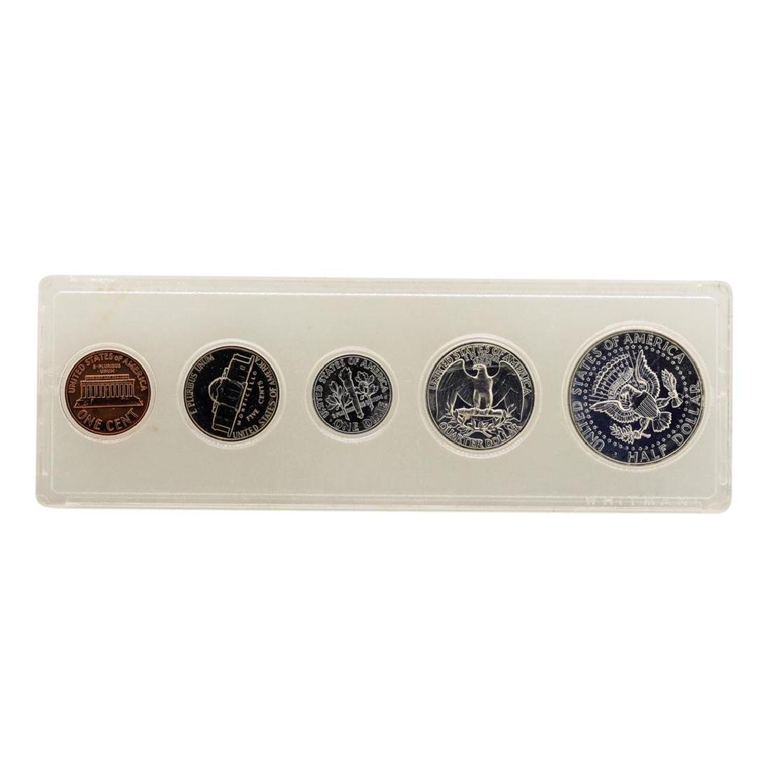 1964 (5) Coin Proof Set - 2