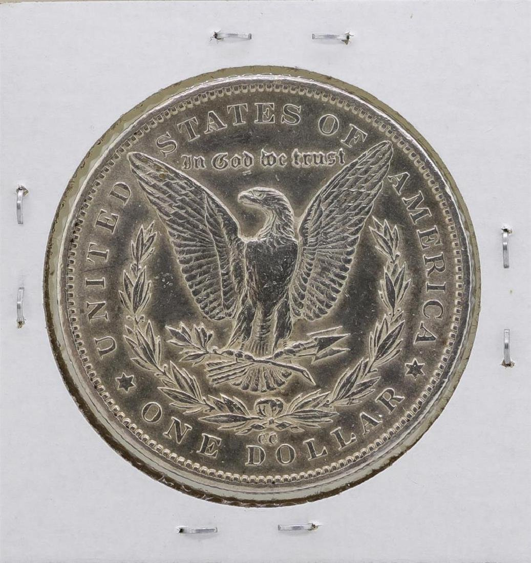 1879-CC $1 Morgan Silver Dollar Coin - 2
