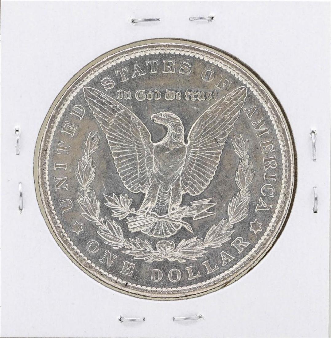 1901 $1 Morgan Silver Dollar Coin - 2