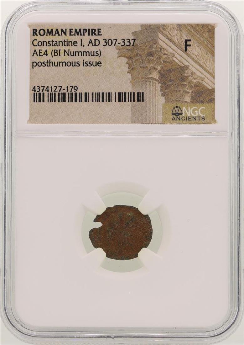 Constantine l 307-337 AD Ancient Roman Empire Coin NGC