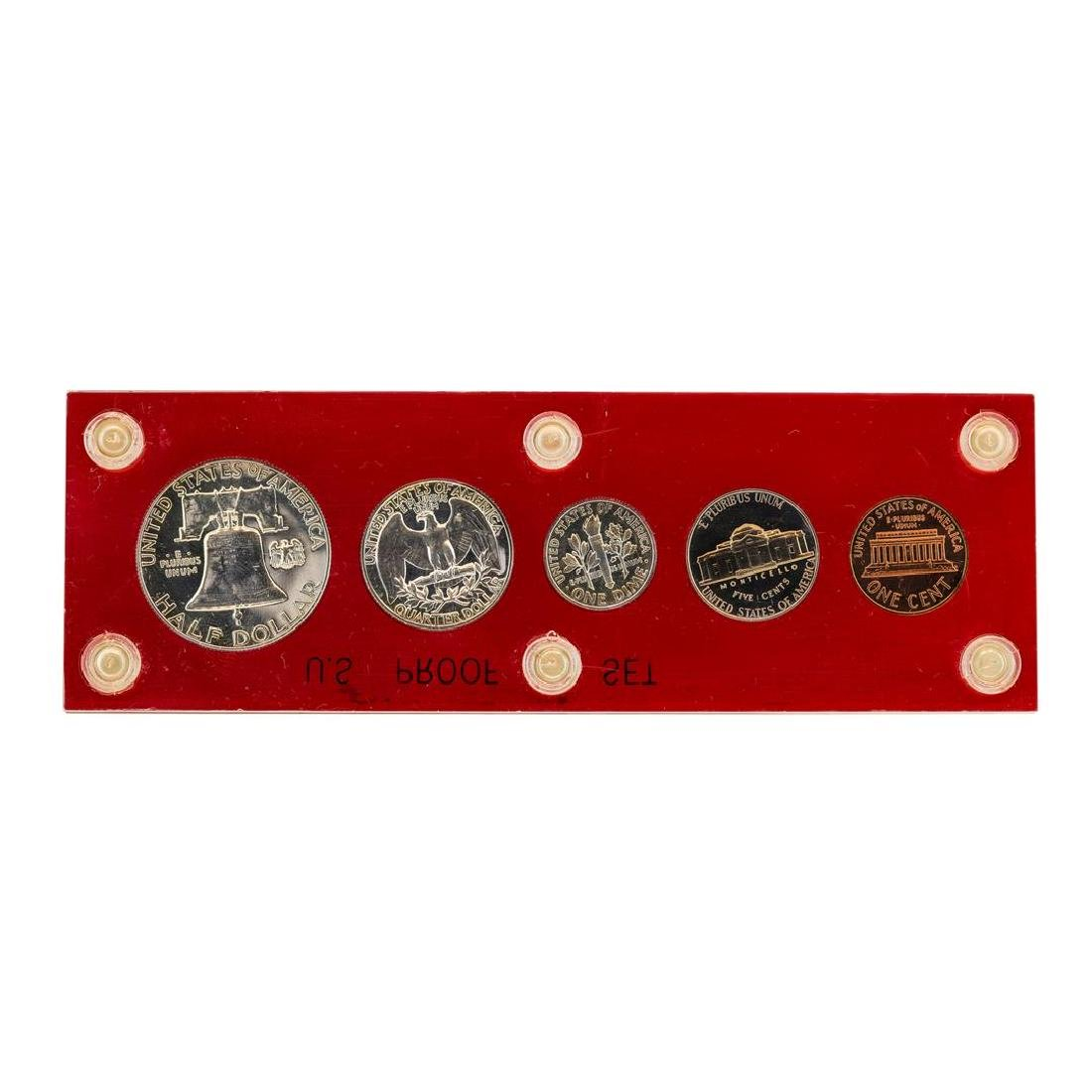 1963 (5) Coin Proof Set - 2