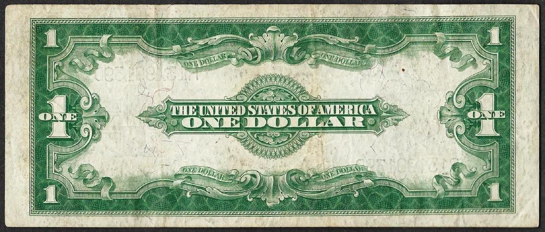1923 $1 Silver Certificate Note - 2