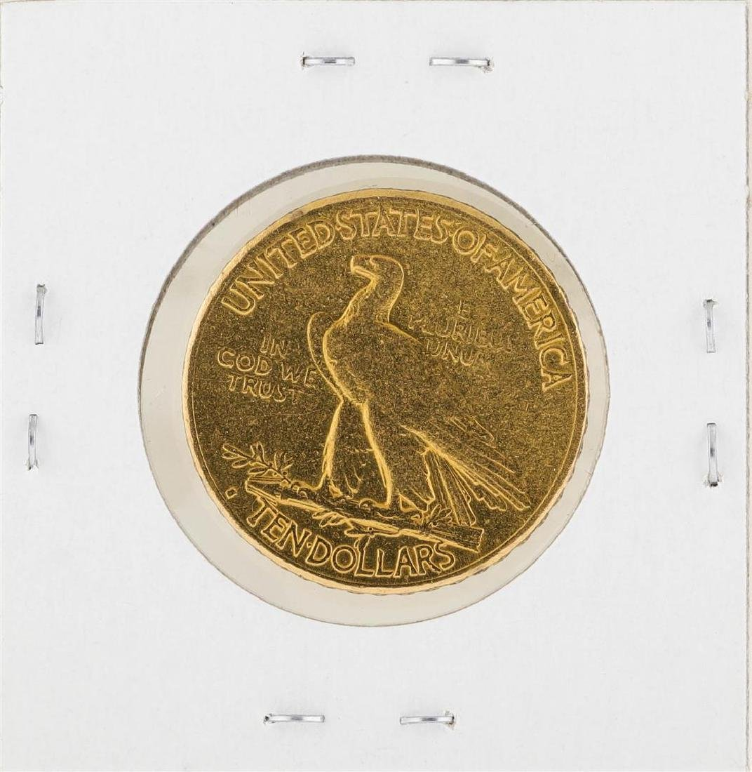 1914-S $10 Indian Head Eagle Gold Coin - 2