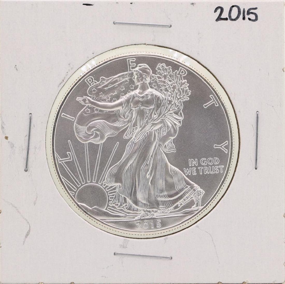 2015 $1 American Silver Eagle Coin