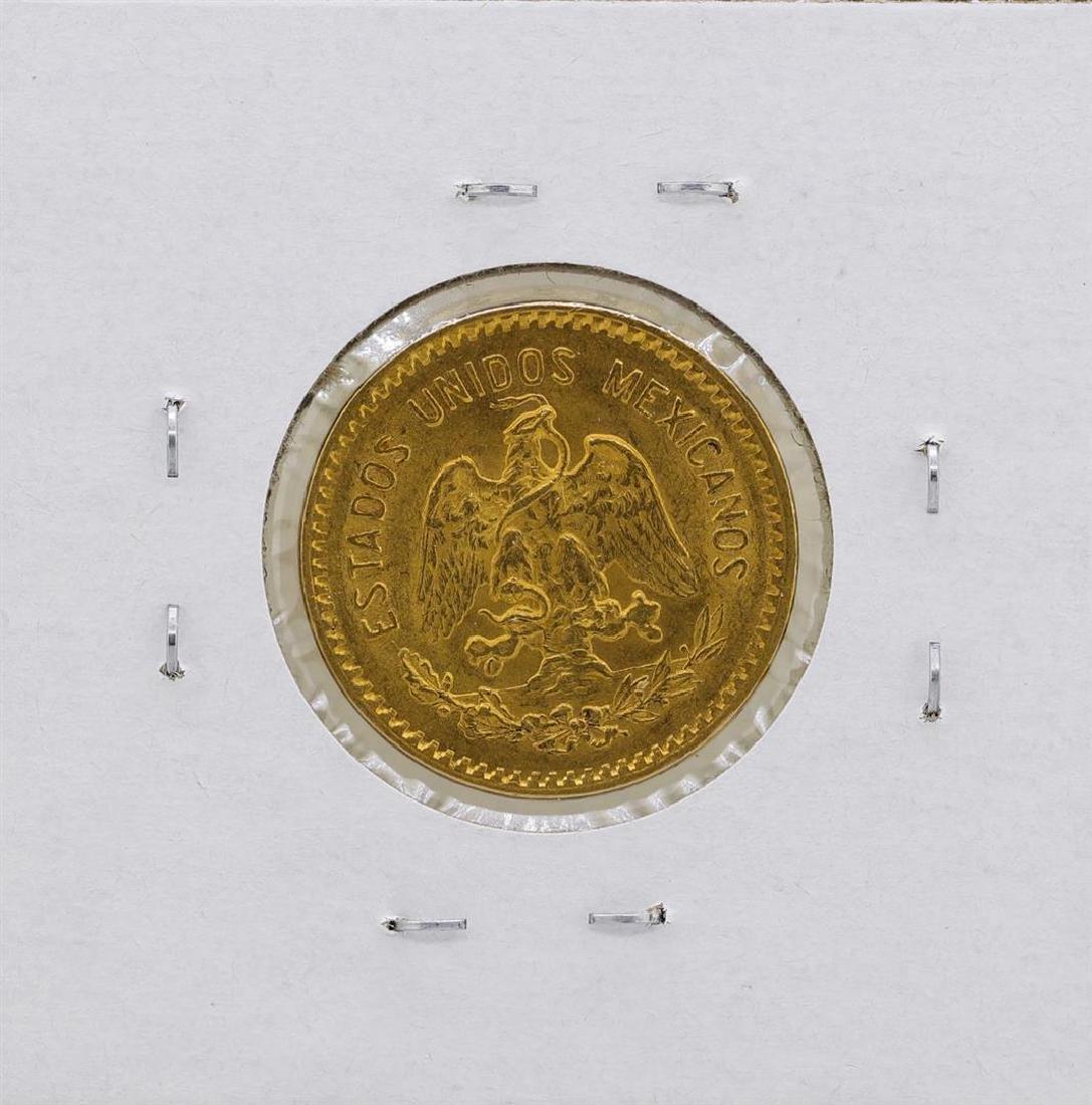 1906 Mexico 10 Pesos Gold Coin - 2