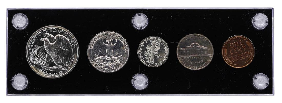 1940 (5) Coin Proof Set - 2