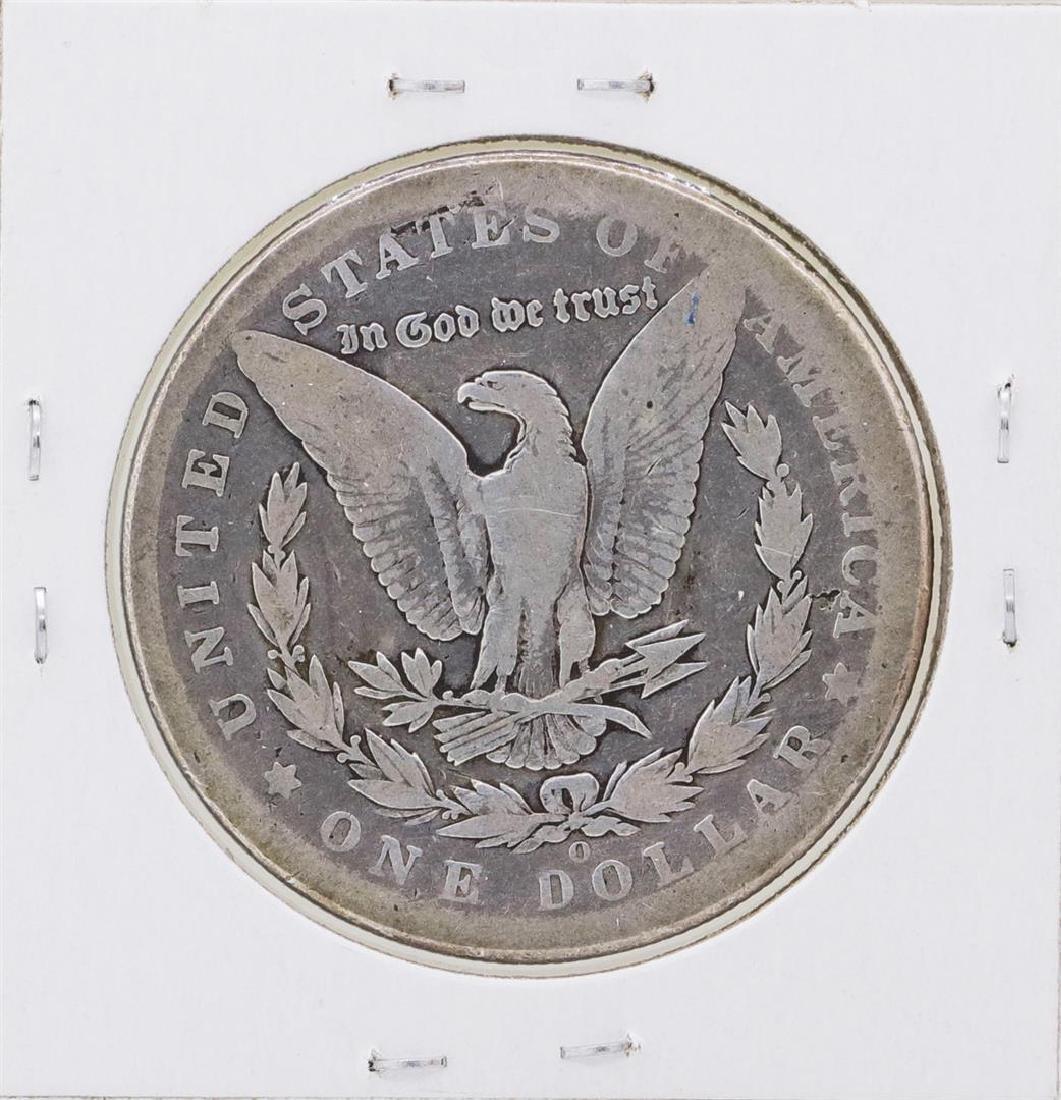 1895-O $1 Morgan Silver Dollar Coin - 2