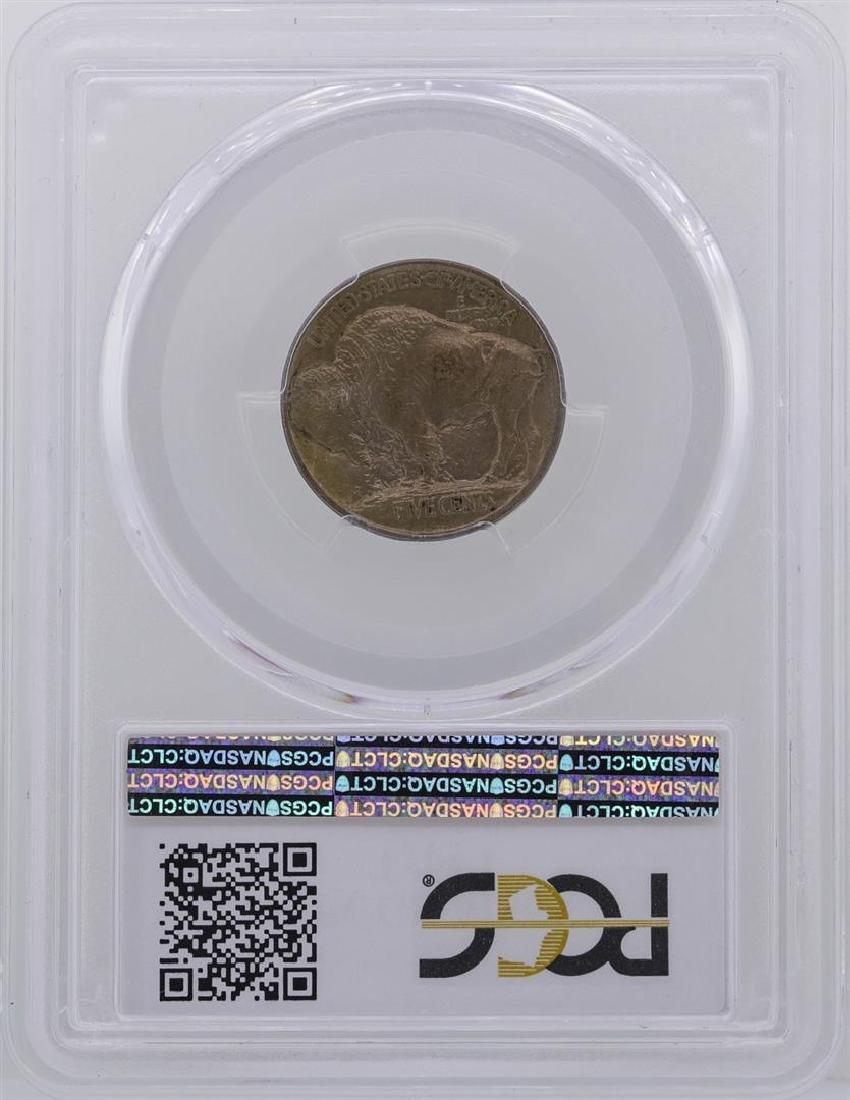 1913 Type 1 Buffalo Nickel Coin PCGS MS63 - 2