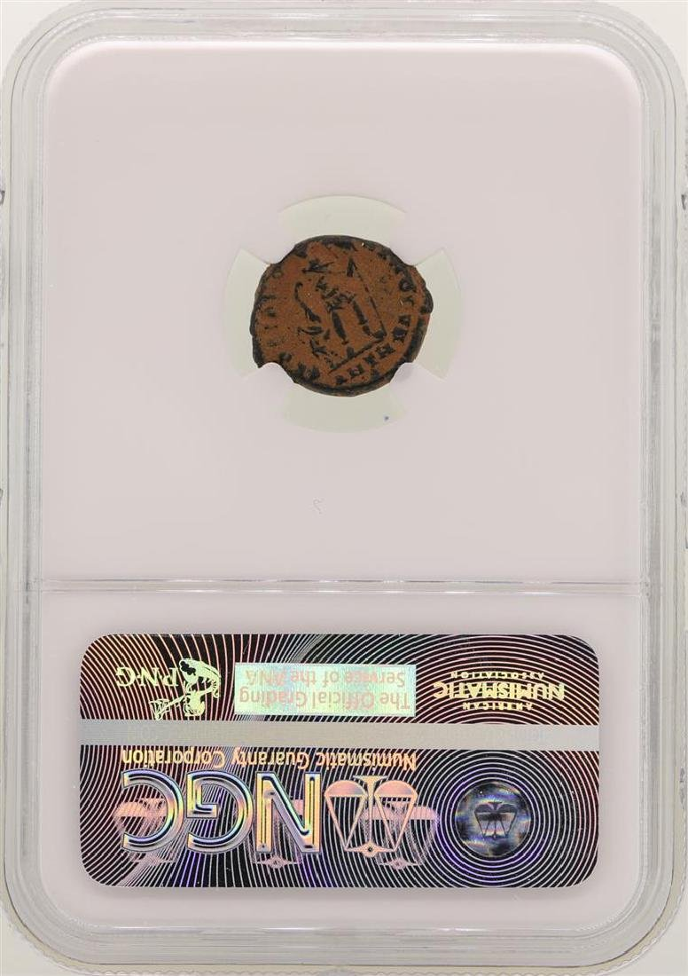 Valens 364-378 AD Ancient Eastern Roman Empire Coin NGC - 2