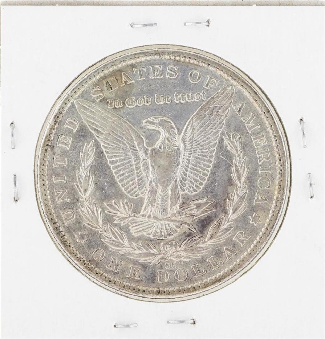 1893-CC $1 Morgan Silver Dollar Coin - 2
