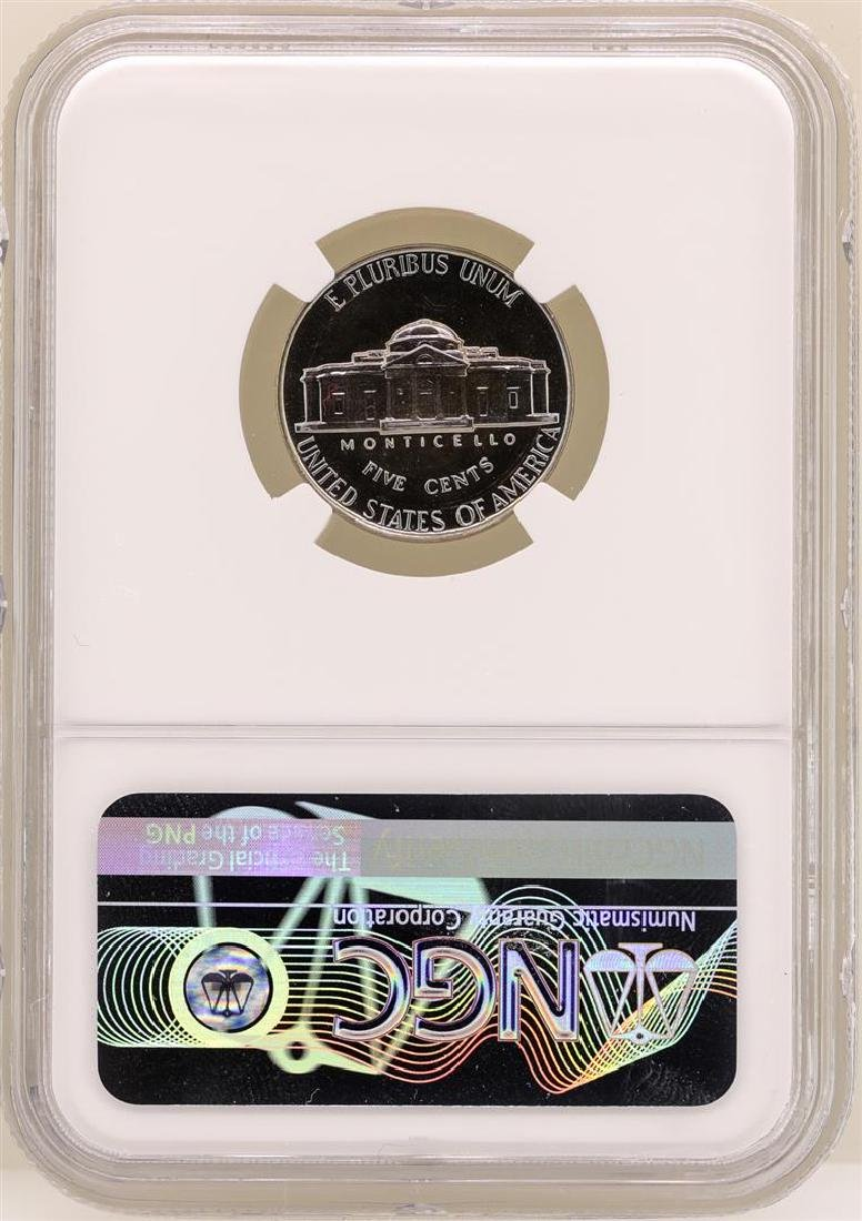 1952 Jefferson Nickel Proof Coin NGC PF67 - 2