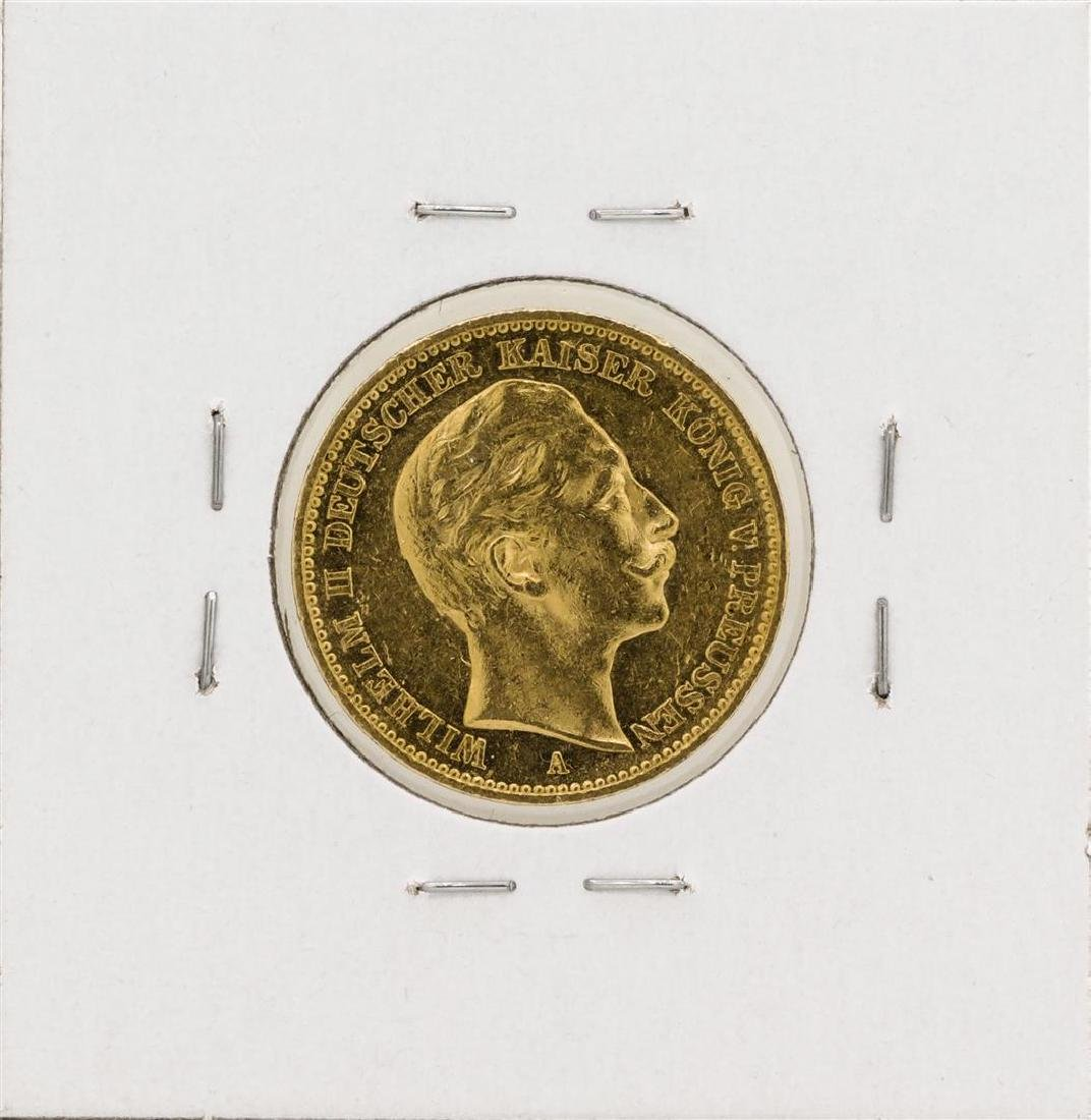 1896-A Germany 20 Mark Gold Coin - 2