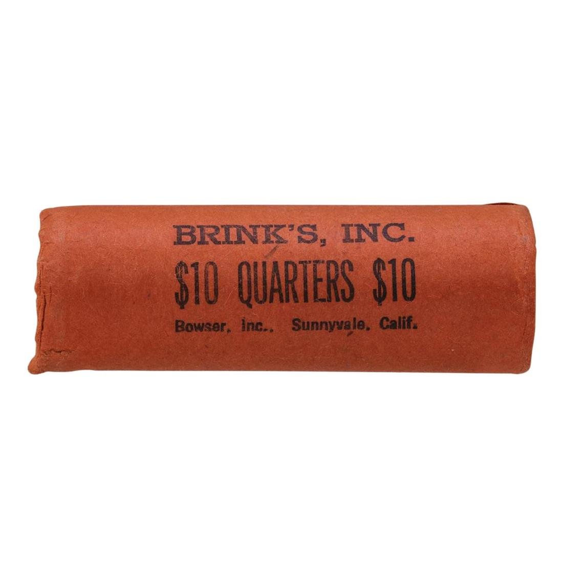 Roll of (40) 1962-D Brilliant Uncirculated Washington