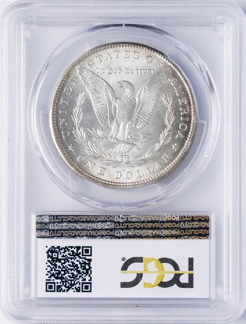 1898-O $1 Morgan Silver Dollar Coin PCGS MS65+ - 2