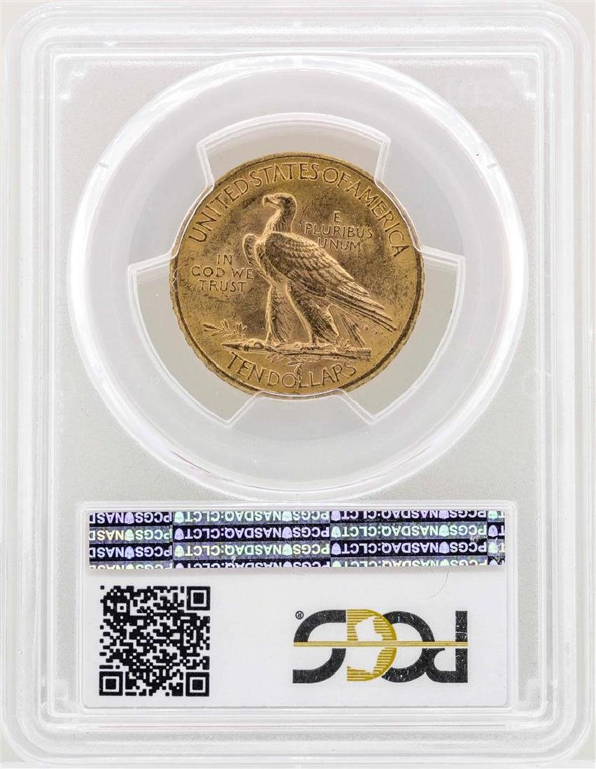 1912 $10 Indian Head Eagle Gold Coin PCGS MS62 - 2